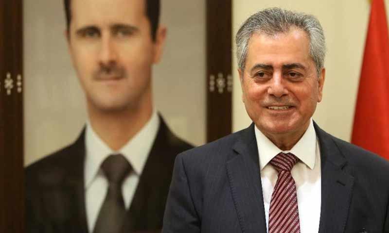 صورة لبنان يدعو سفير الأسد لحضور القمة..والأخير يرفض!