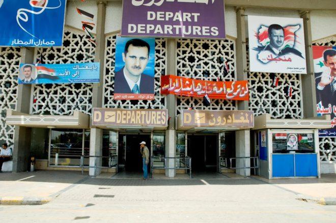 صورة صور تعرض للمرة الأولى..شاهد ماذا فعلت الغارات الإسرائيلية بمطار دمشق الدولي