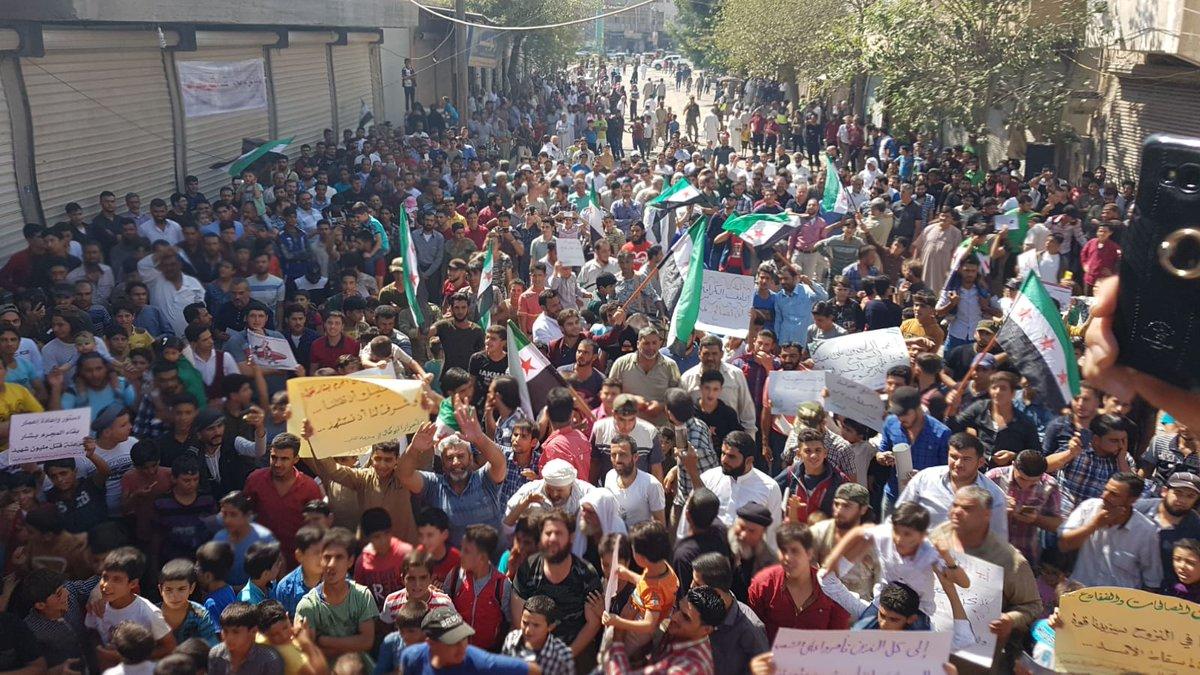 """صورة تحرير الشام تنفي شخصيات سورية عارضت """"حكومة الانقاذ"""""""