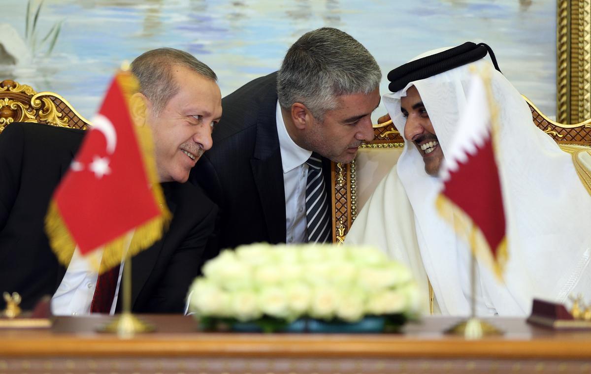 صورة بزيادة 54%..التجارة التركية القطرية تحقق أرقاماً قياسية