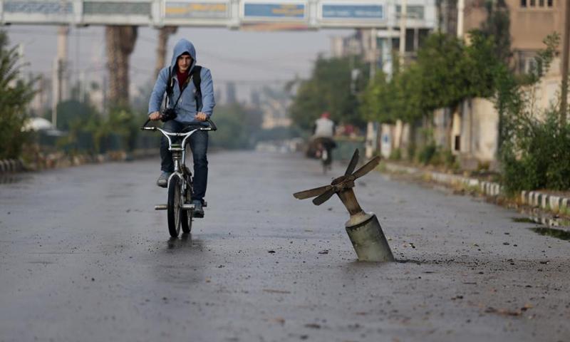 صورة موقع استخباراتي: سوريا على أبواب حرب ستغير الشرق الأوسط