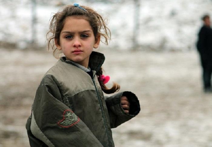 صورة البرد القارس يقتل 15 طفلاً سورياً مهجراً