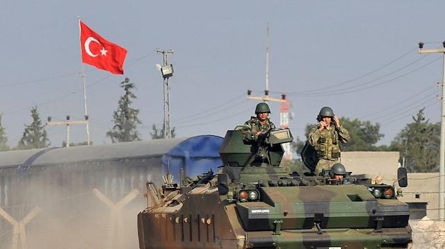 صورة الجيش التركي يجري تدريبات على تخوم إدلب