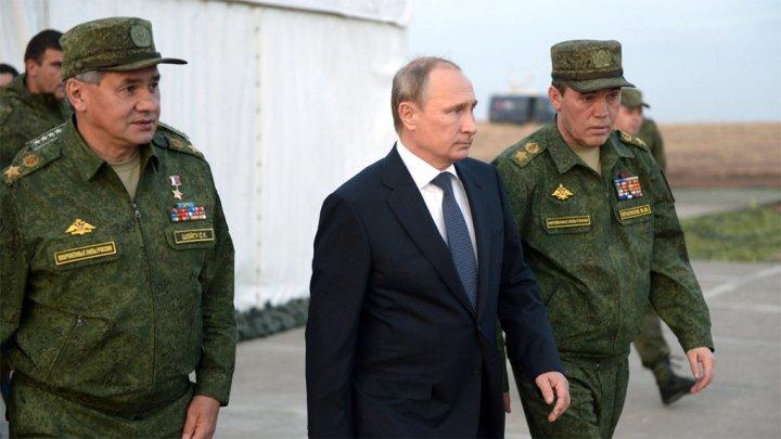 """صورة روسيا """"الوحيدة القادرة"""" على إخراج إيران من سوريا"""