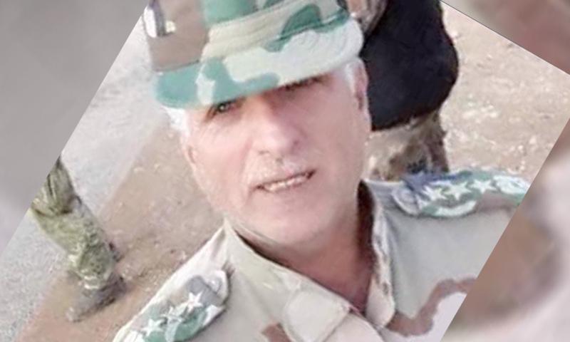 صورة برتبة لواء..مقتل رئيس فرع الهندسة بقوات النظام السوري