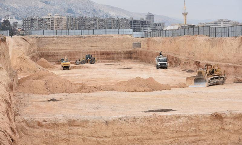 صورة سوريا نافذة الإمارات لمواجهة أزمتها الاقتصادية