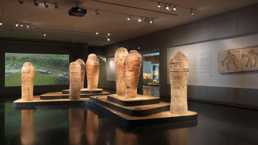 صورة متحف إسرائيلي يعرض آثار سورية وعراقية بالقدس!