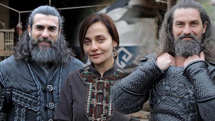 """صورة نجوم """"أرطغرل"""": سعداء بمحبة العرب ونسعى للتواصل معهم (حوار)"""
