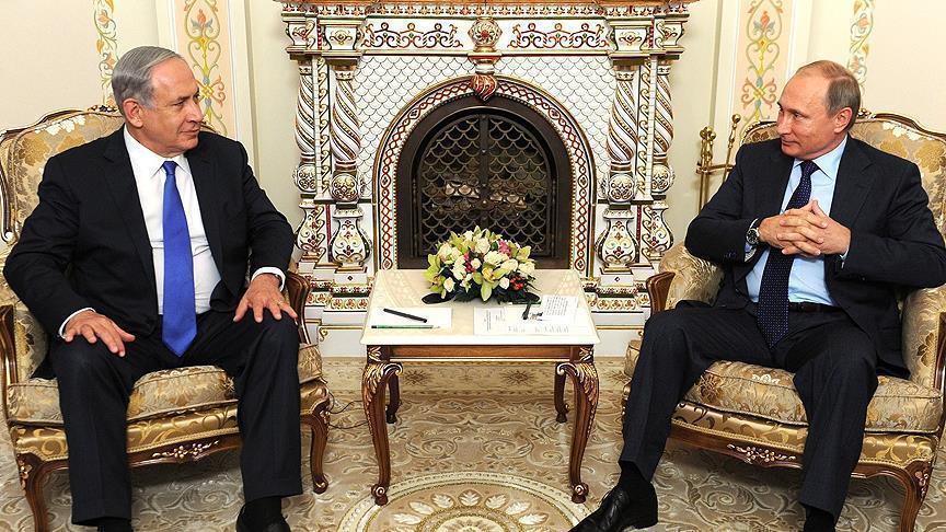صورة إيران..هدف إسرائيلي روسي مشترك بسوريا