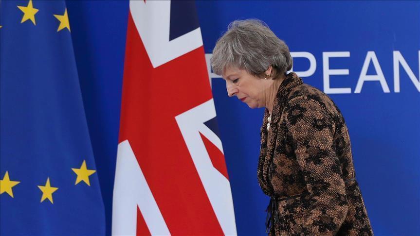 صورة العموم البريطاني يرفض اتفاق الخروج من الاتحاد الأوروبي