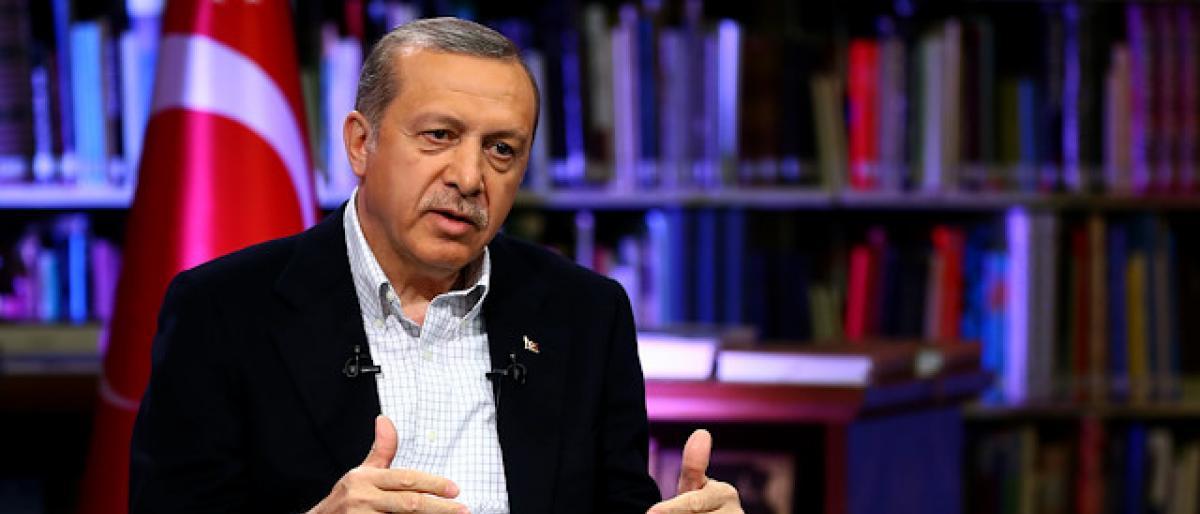 صورة قرار جديد من الرئيس أردوغان يدخل حيز التنفيذ