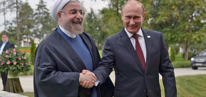 صورة روسيا: علاقاتنا مع إيران متينة وتتعزز يومياً.. ولن نسمح لأي طرف بخلق خصومات بيننا