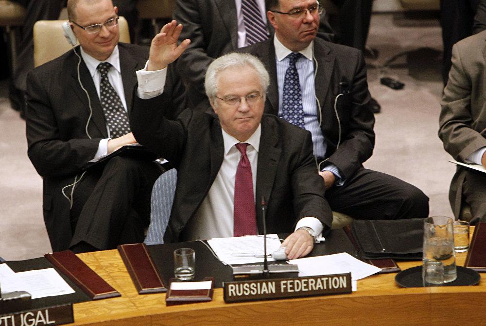 """صورة عام على وفاة صاحب """"الفيتوهات"""" الروسية الخمسة التي عرقلت محاسبة الأسد ونظامه"""