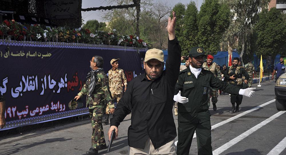 صورة إيران: مقتل وإصابة 40 من الحرس الثوري
