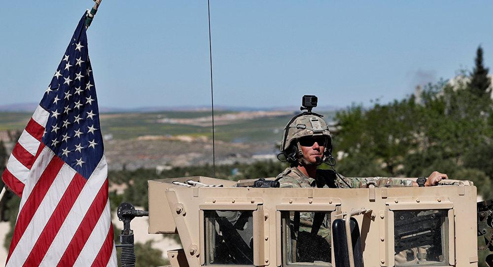 صورة جنرال أمريكي: الانسحاب من سوريا مرهون بالتطورات