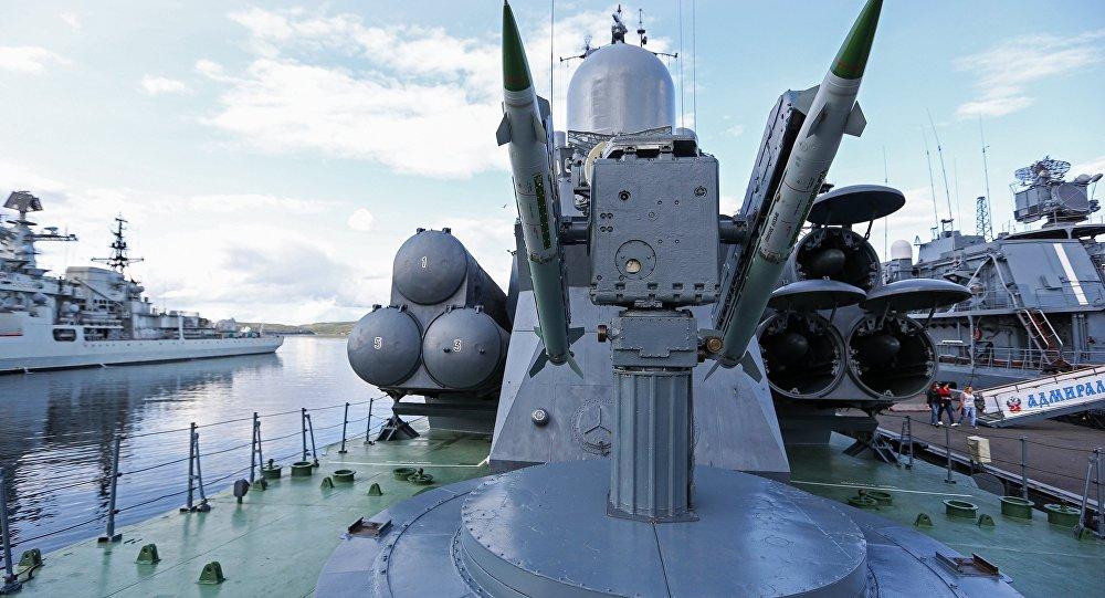 """صورة صاروخ """"كاليبر"""" الروسي و""""توماهوك"""" الأمريكي.. أيهما الأقوى؟"""