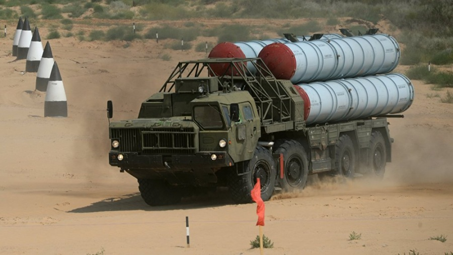 صورة لأول مرة..النظام السوري يفعل 3 منظومات من صواريخ إس 300.. ولكن هل سيستخدمها؟ (صورة)