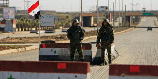 صورة مليون سوري مطلوب للاحتياط..وحلب بلا رجال