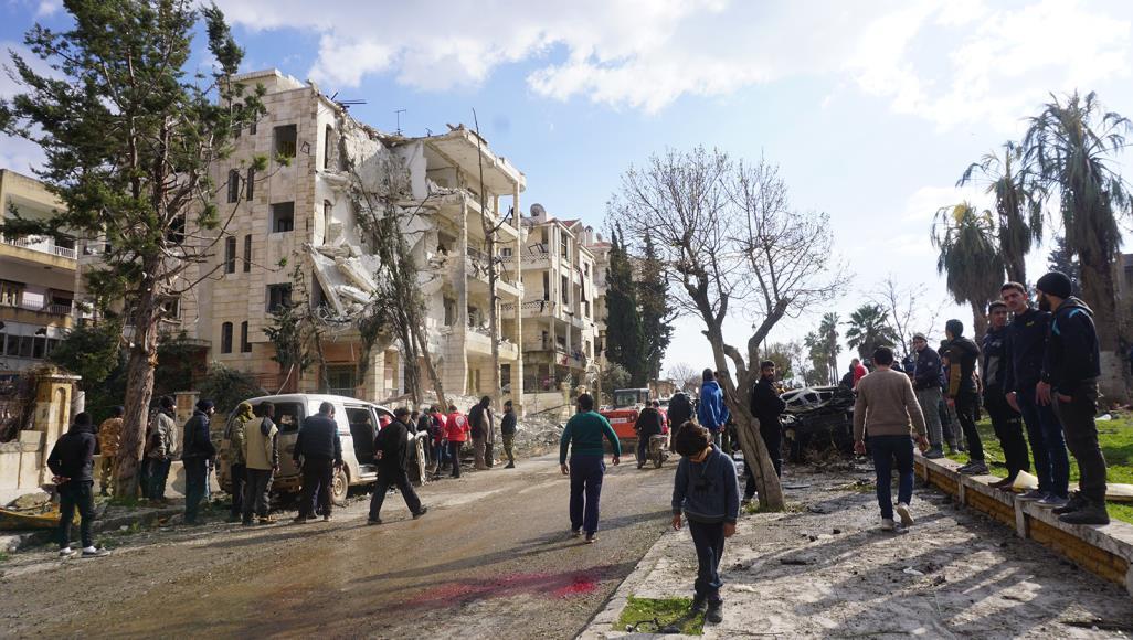 صورة تنظيم خارج عن القانون يقدم 60 دولاراً لكل من يفتعل عمل تخريبياً شمالي سوريا!
