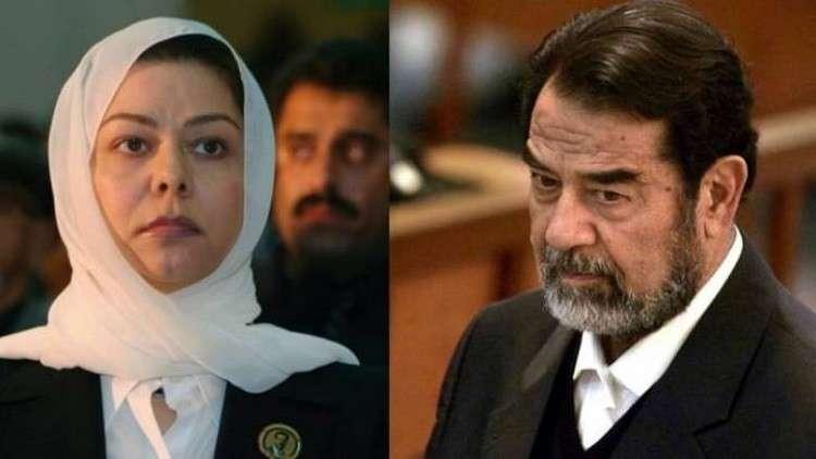 صورة دولة عرضت استضافة عائلة صدام حسين بشرط تشهيرها به