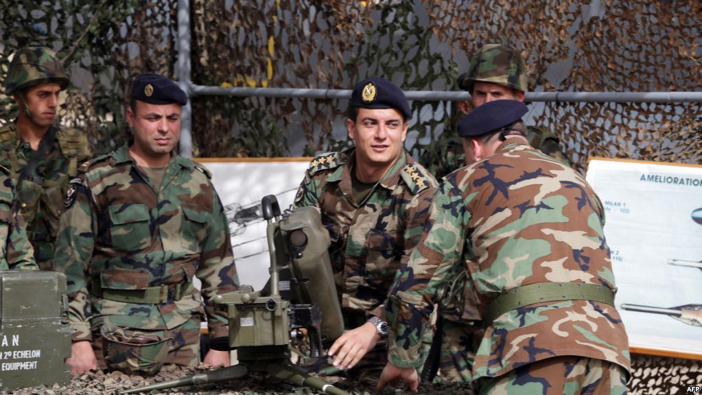 صورة إيران تحاول الهيمنة على الجيش اللبناني