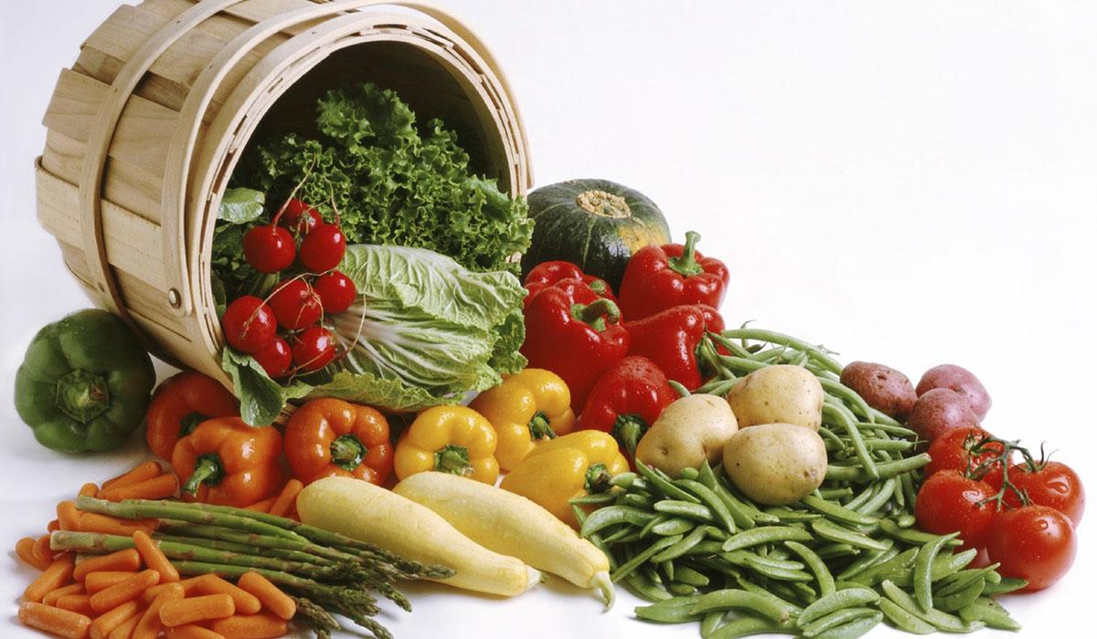 صورة دراسة: نصف كوب خضروات- مطهية- يعادل 80 دقيقة مشي!