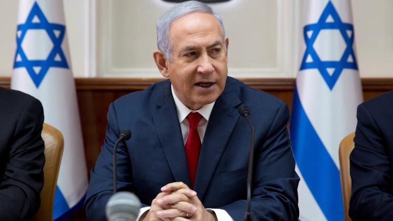 """صورة نتنياهو: أصبحنا """"حلفاء العرب"""" لا أعدائهم.. وسنحارب الإرهاب الإسلامي معاً"""