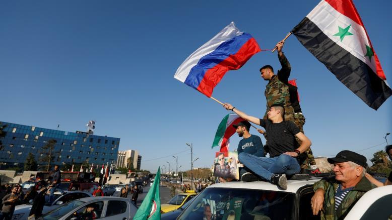 """صورة روسيا: لسنا من حلف """"المقاومة والممانعة"""""""