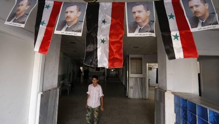 صورة صفعة أمنية للأسد..وهذه المرة أوروبية
