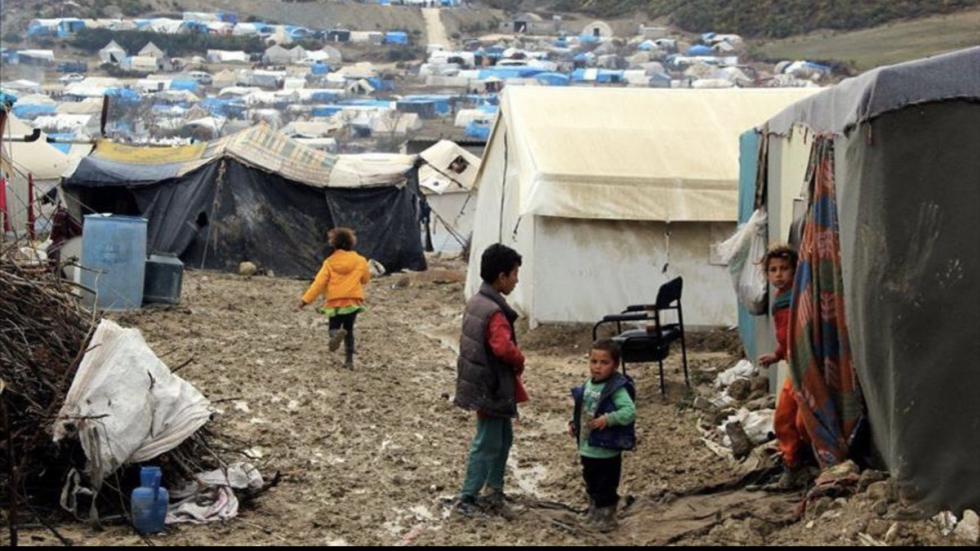 صورة مخيم الركبان.. إبـادة أمام عيون العالم الصامت