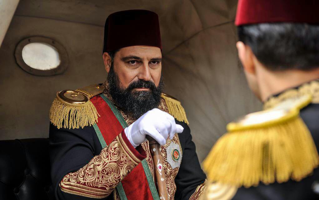 """صورة ضغوط لايقاف مسلسل السلطان """"عبد الحميد"""""""