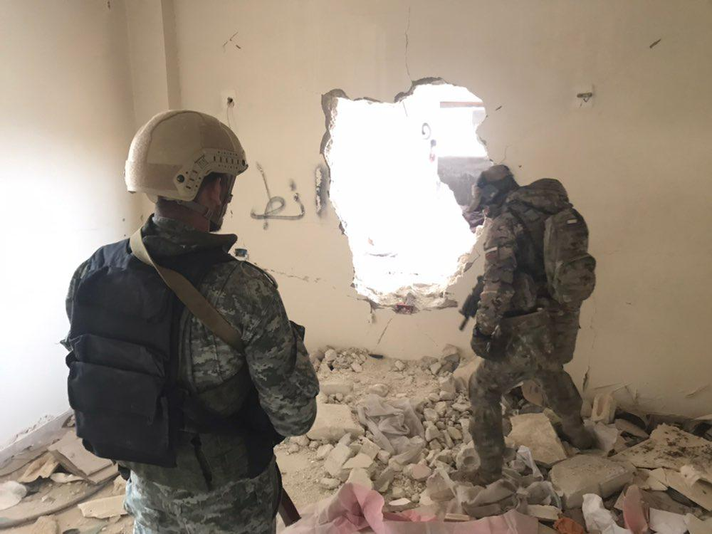 صورة بالصور..شركة أمنية روسية تدرب ميليشيا فلسطينية في سوريا..ماذا تخطط موسكو؟