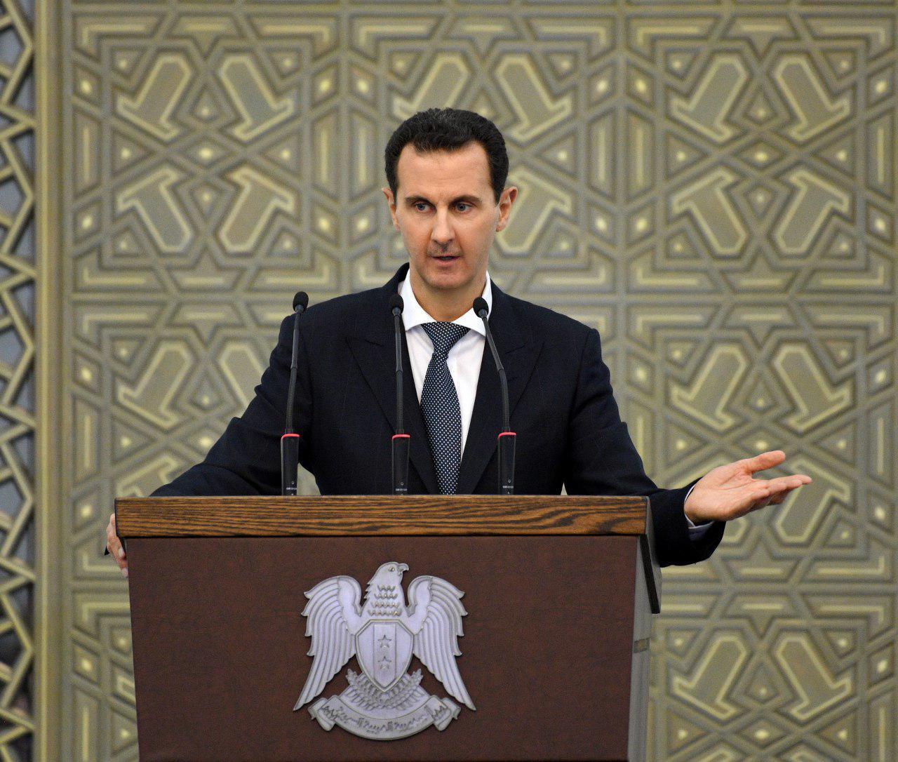 صورة فنان موالي للنظام السوري: لم أتحمل خطاب الأسد فأغلقت التلفاز!