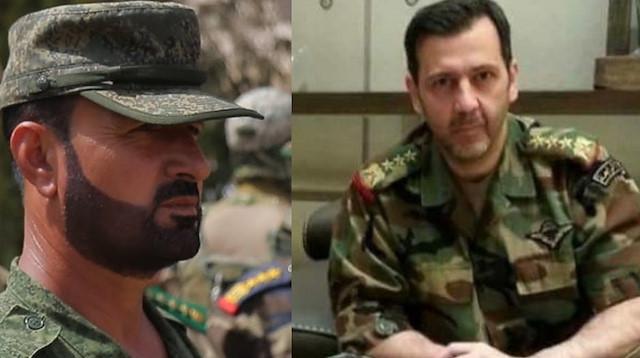 """صورة هزيمة ماهر الأسد على يد العميد """"النمر"""" في سوريا.. خفايا الصندوق الروسي الأسود"""
