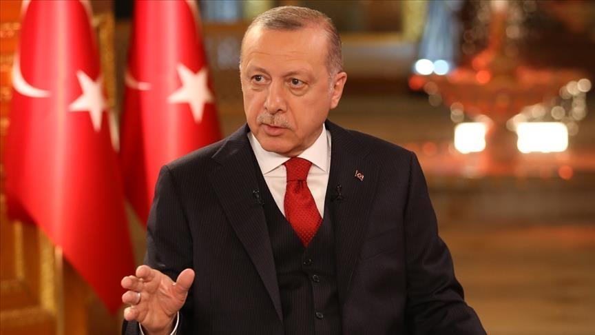 صورة أردوغان: تركيا لا تستطيع أن تضفي على الأسد شرعية لا يستحقها