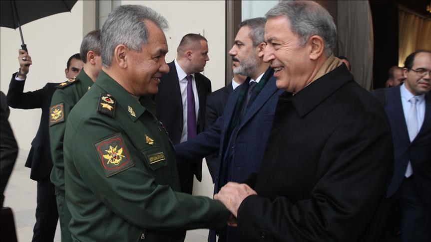 صورة وزير الدفاع الروسي يزور تركيا بشكل عاجل..والهدف إدلب