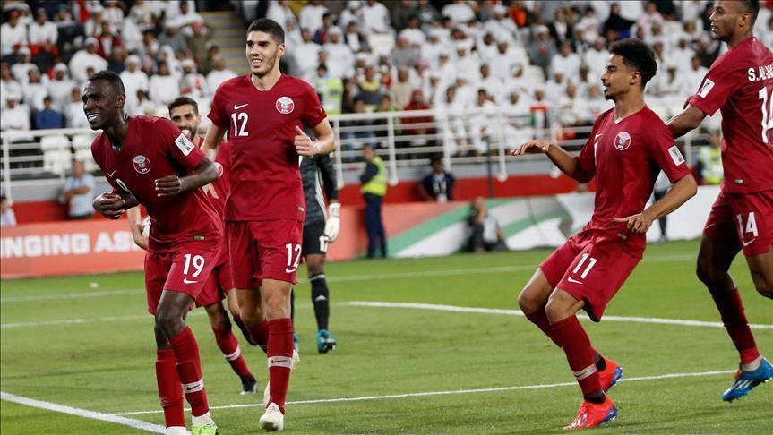 صورة قطر تظفر بكأس آسيا وتحقق 9 أرقام