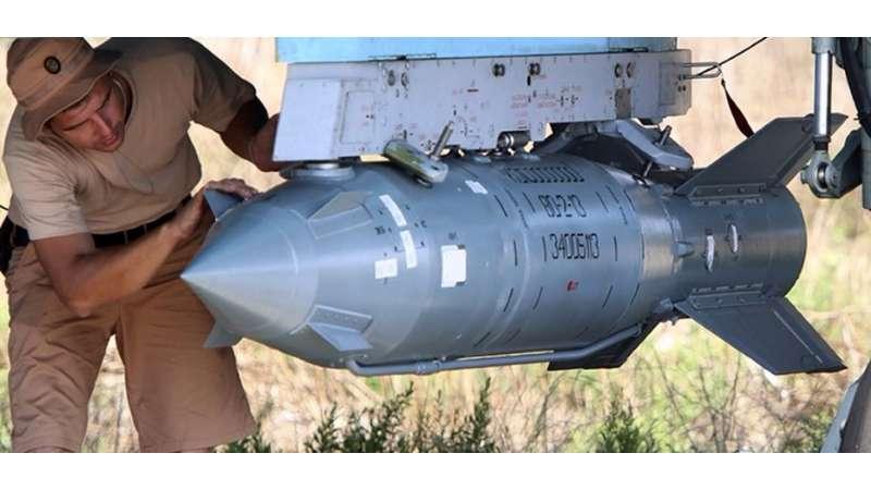 صورة روسيا: جربنا 316 سلاحا جديدا في سوريا