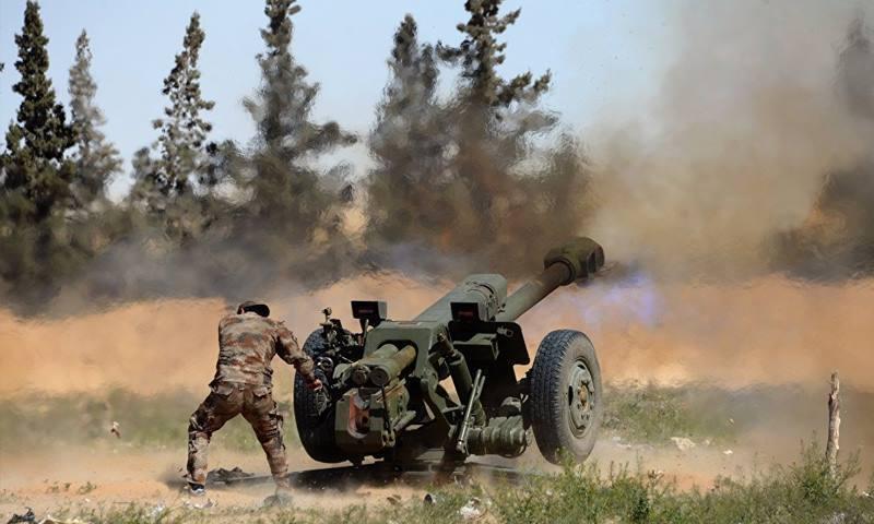صورة شمال سوريا.. النظام السوري يهدد ويهاتف روسيا