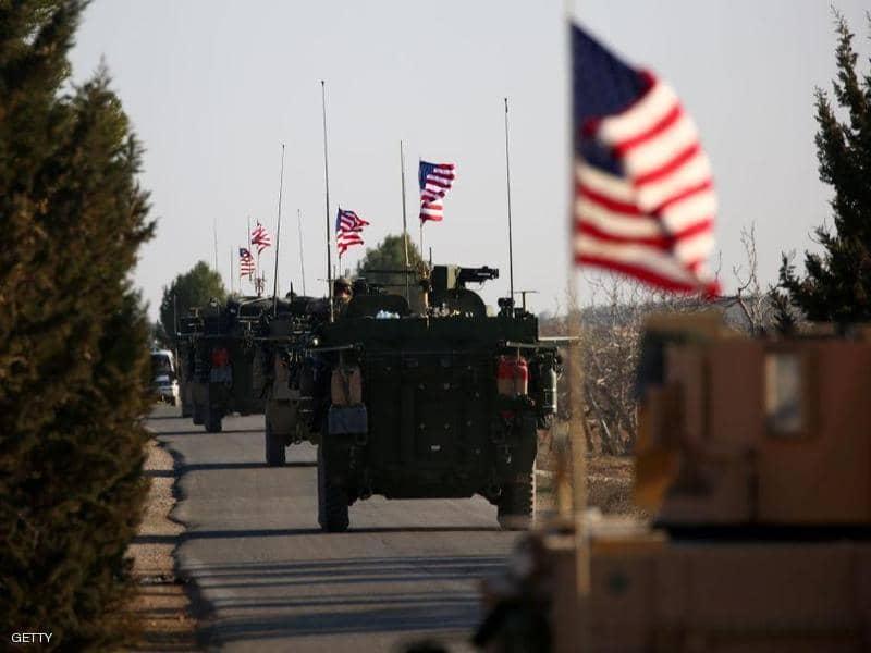 صورة تصريحات هامة للجيش الأمريكي حول سوريا