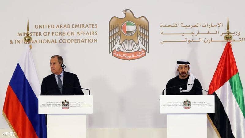 صورة الإمارات تتجاهل جرائم الأسد.. وتتحدث عن الخطرين التركي والإيراني في سوريا
