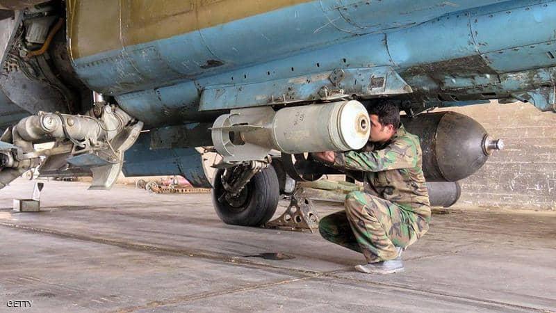 """صورة صور فضائية لمصنع """"صواريخ ذكية"""" بسوريا"""