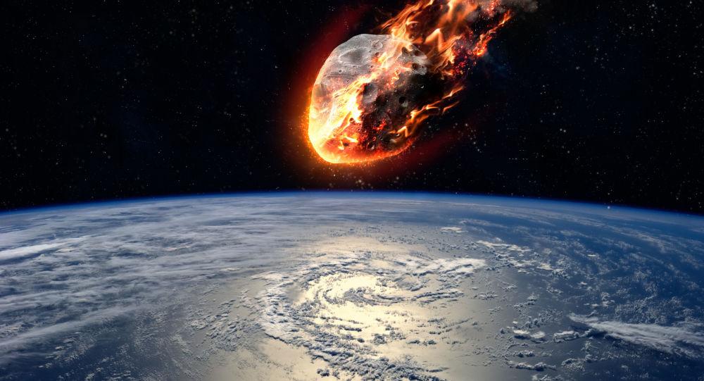 صورة كويكب بطول 40 متراً يتحرك نحو الأرض