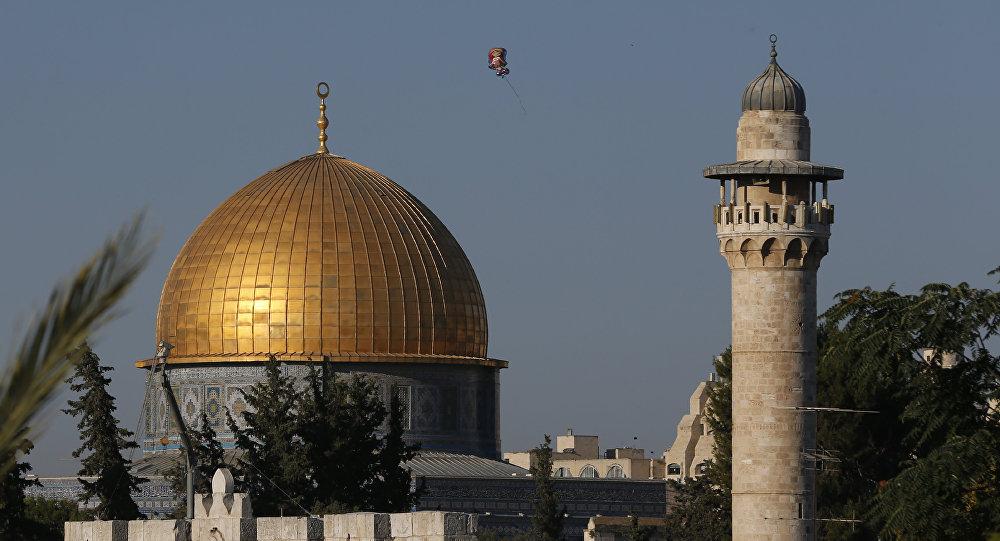 صورة تركيا: نحن البلد المسلم الوحيد القادر على الدفاع عن القدس