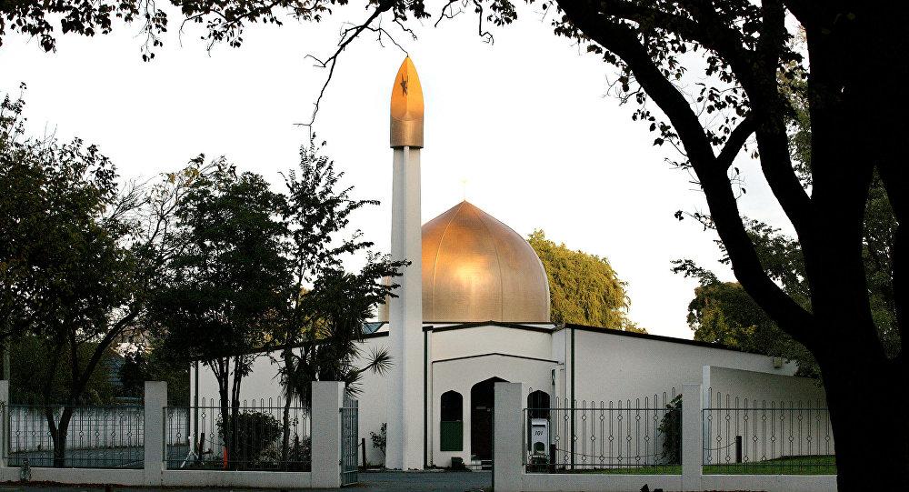 صورة هجوم إرهابي على مسجدين..49 ضحية