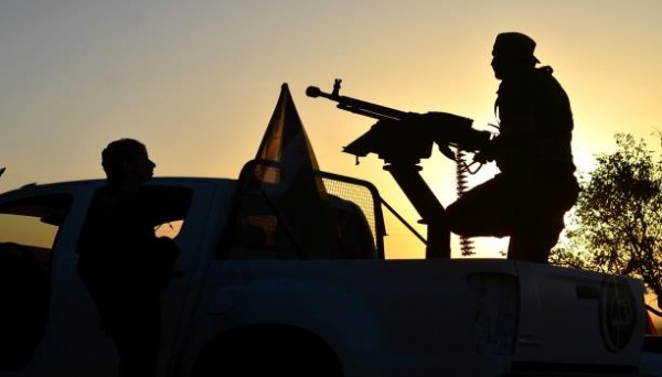 """صورة مقتل 25 عنصراً للنظام بعملية أمنية لـ """"تحرير الشام"""""""