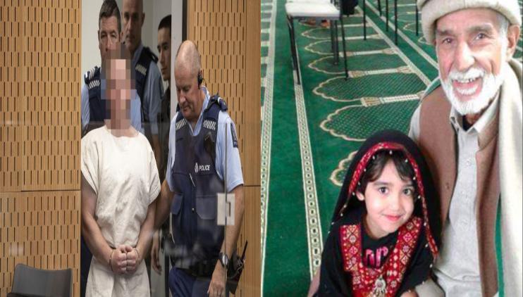 """صورة مجزرة المسجدين.. استقبله أحدهم بـ """"أهلاً أخي"""" .. فرد عليه السفاح بوابل من الرصاص!"""