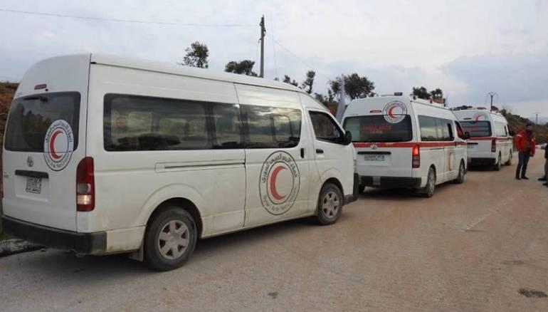 """صورة صفقة تبادل بين النظام السوري و""""تحرير الشام"""" جنوب حلب"""