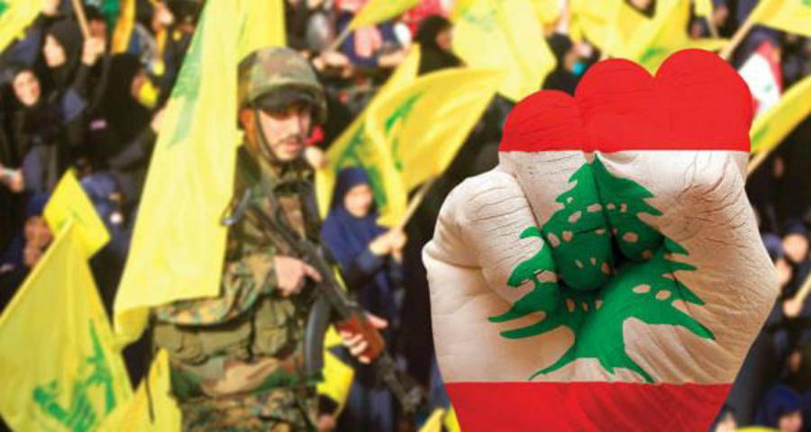 صورة الغارديان: حزب الله يسيطر على كل شيء في لبنان