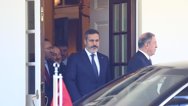 صورة هاكان فيدان: السلطان الظل في تركيا